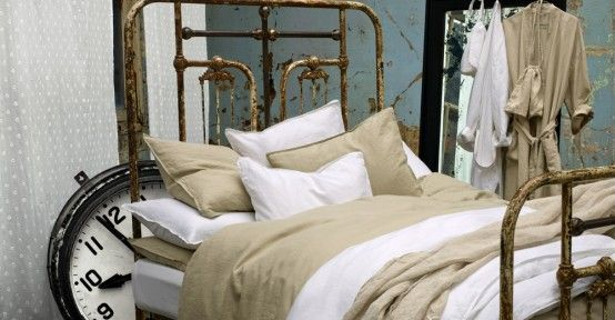 Nature Bedroom Designs | New Line for Home from H | DigsDigs .