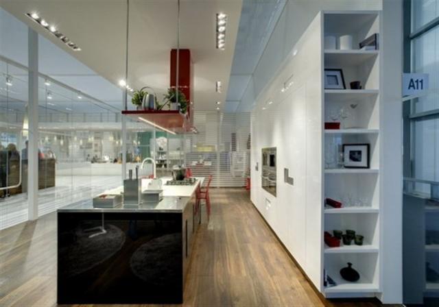 interior home photo: New Modern Ernestomeda Kitchen Desig