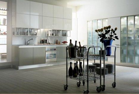 Modern European Kitchens - the 7 trendy kitchen designs from .