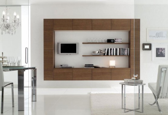New Modern Kitchen Design with White Cabinets – Bring from Stosa .