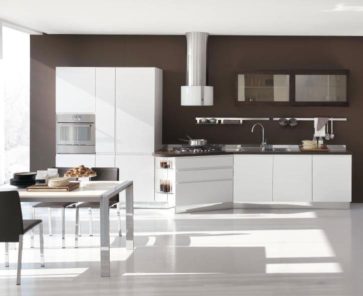 The Kynochs Kitchen: New Modern Kitchen Design with White Cabinets .