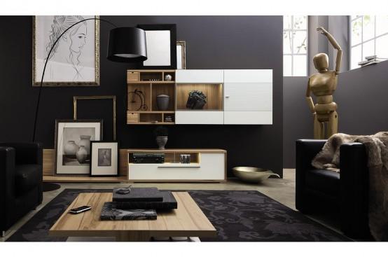 interior home photo: Contemporary Living Room Designs - Mento by .