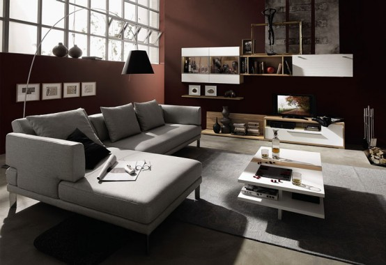 Modern Coffee Table for Stylish Living Room - CT 130 from Hülsta .