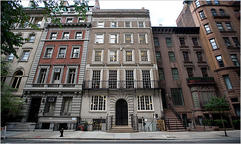 A Home (Barely) Fit for Two Mrs. Roosevelts - The New York Tim