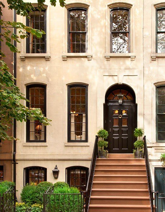 Tour a 1910 New York City Townhouse   Townhouse interior, House .