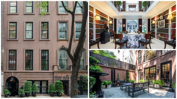 Brownstone Townhouse in the Core of New York City's Upper East .