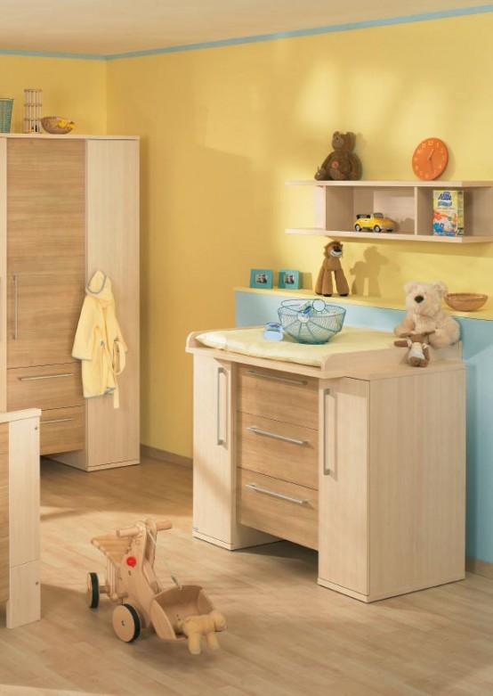 Baby Room Decor Ideas from Pai