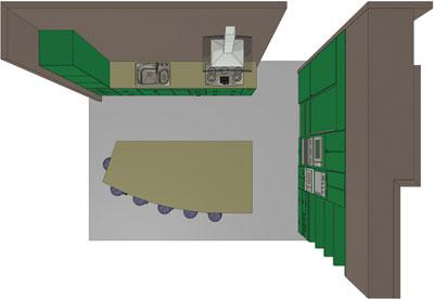 NKBA 2008 Award - Large Kitchens - DigsDi