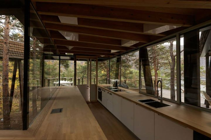 Tea at Five, Darlings?   Jensen & Skodvin Architects. Summer House .