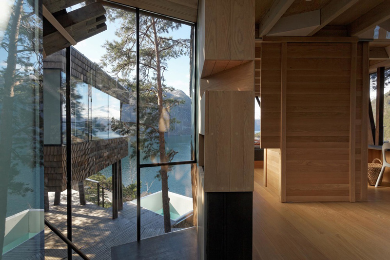A summer house in Norw