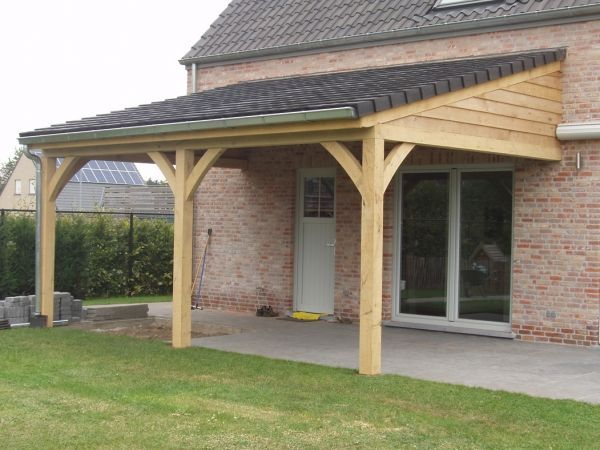 carports   Carports   Candek Oak (With images)   Pergola, Carport .