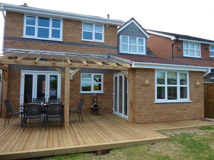 oak extension glass roof - Google Search   Garden room extensions .