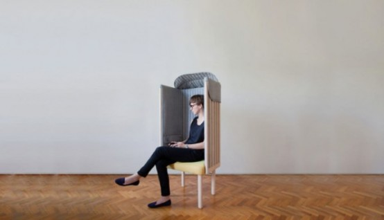 Offline Chair To Forget About Your Phone For A While - DigsDi