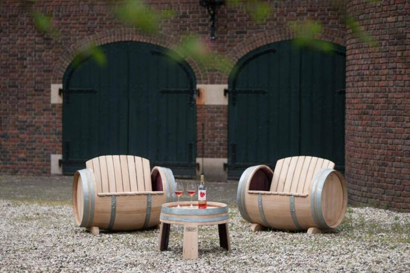 30 Best Ideas to Recycle Old Wine Barre