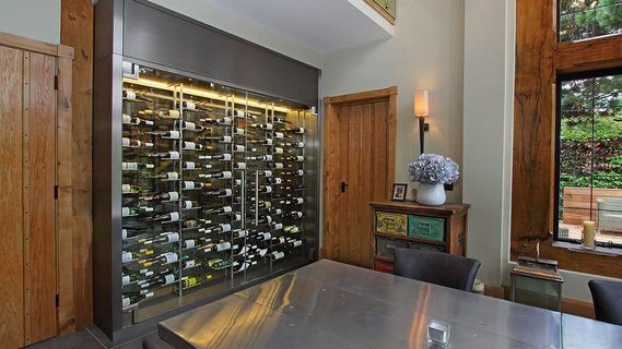 As Homeowners Focus on Wine Storage, Rooms Replace Cellars .