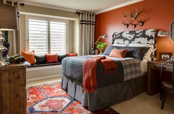 Decorating With Orange Accents: Inspiring Interio