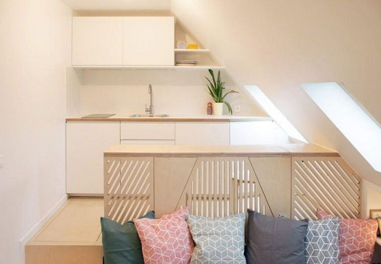 40+ Awesome Contemporary Micro Apartment Organized With Boxes .