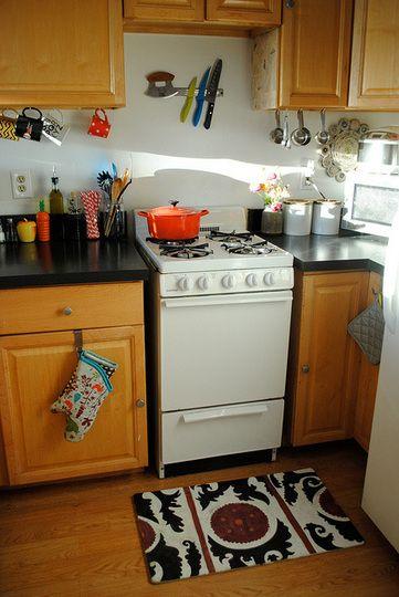 My Kitchen's 4 Most Helpful Small Organizational Tools | Apartment .