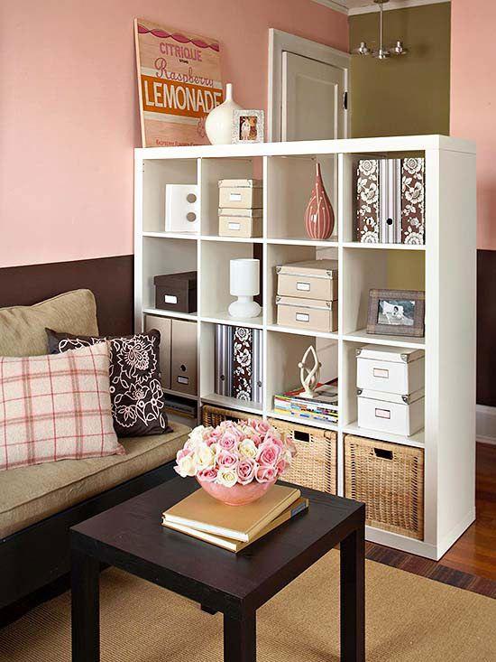 Genius Apartment Storage Ideas You Need to See | Small studio .