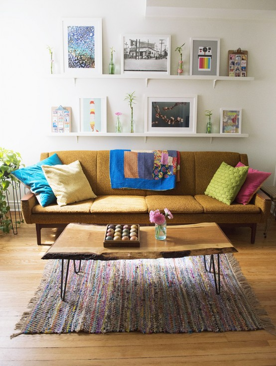 Original And Bold Eclectic House That Feels Welcoming - DigsDi