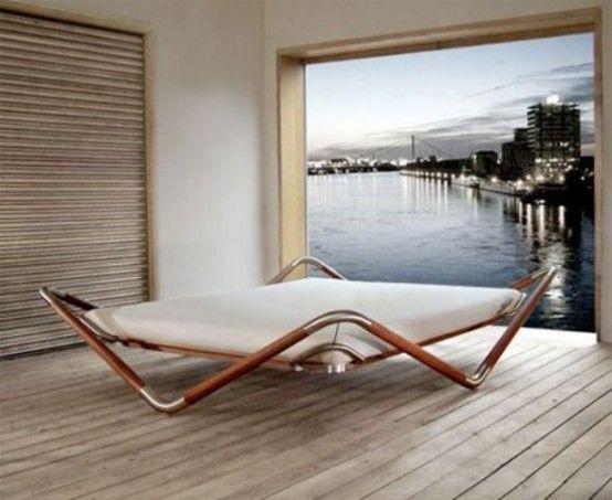 42 Original And Creative Bed Designs | Unique bed design, Unique .