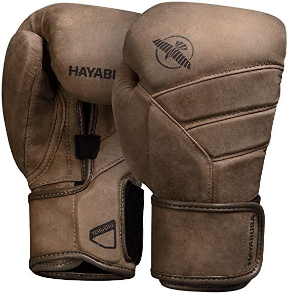 Amazon.com : Hayabusa T3 LX Italian Leather Boxing Gloves : Sports .
