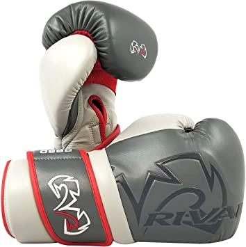 Amazon.com : RIVAL Boxing RB80 Impulse Bag Gloves - 12 oz. - Gray .