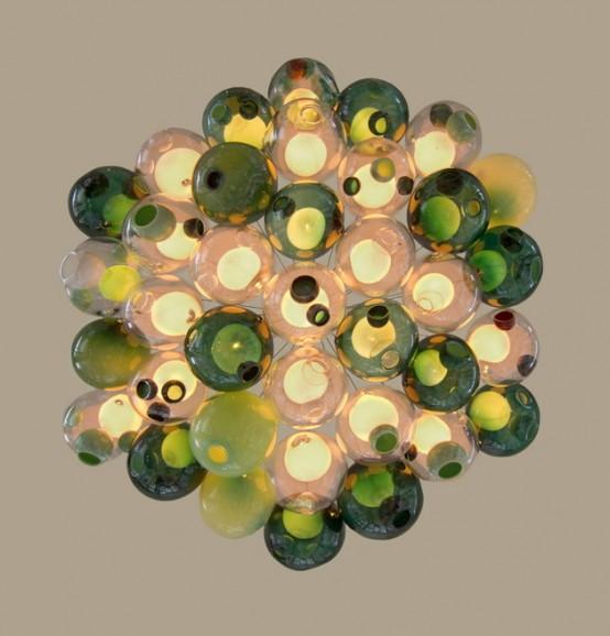 Original Glass Orbs 28.37 Pendant By Bocci - DigsDi