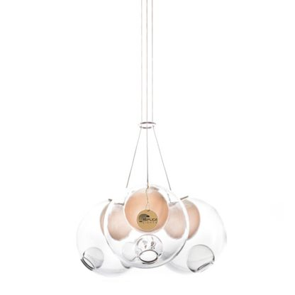 replica Bocci 28.3 LED Glass Ball Penda
