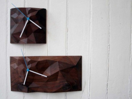 stylish wall clocks Archives - DigsDi