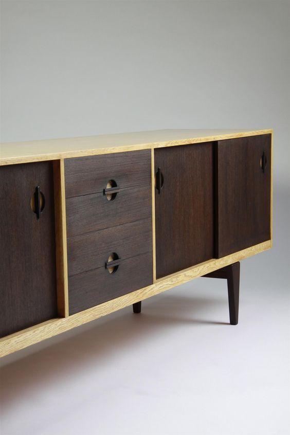 32 Original Mid-Century Sideboards You Gonna Love | Mid century .