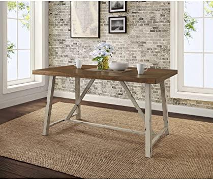 Amazon.com - Modern Style Multi Step Sturdy Wood Tabletop Durable .