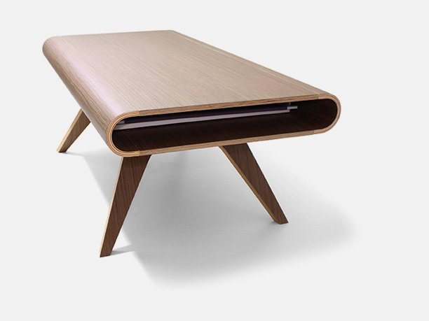 Coffee Table with Stain-resistant Surface – Tabrio - The Great .