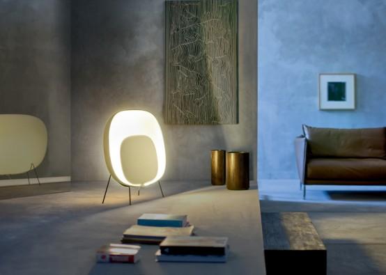 Original TV-Shaped Stewie Lamp By Foscarini - DigsDi