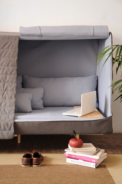 Orwell Cabin Sofa For Comfort And Intimacy   Sofa fort, Furniture .