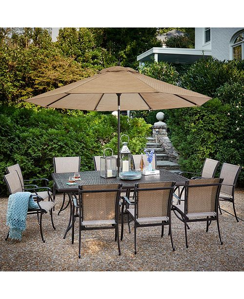 Furniture Beachmont II Outdoor Dining Collection, Created for .