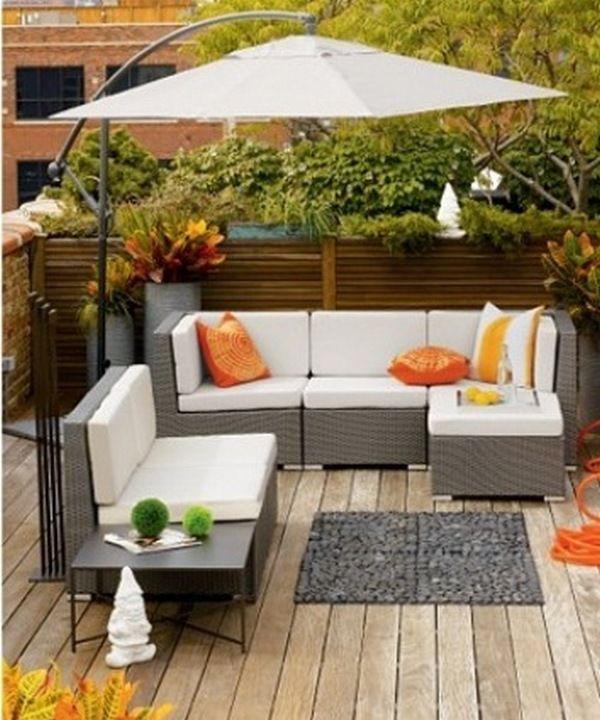 Ikea Patio Furniture Ideas; arholma | Ikea patio, Ikea patio .