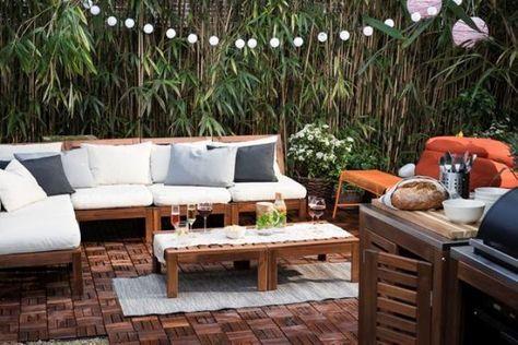 19 ideas ikea outdoor furniture applaro balconies | Ikea outdoor .