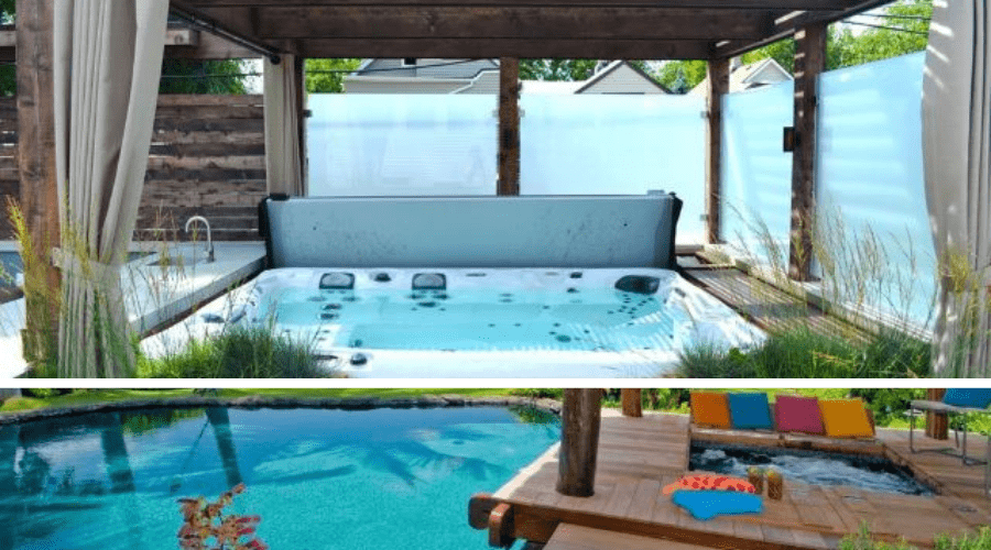31 Awesome Hot Tub Enclosure Ideas: #22 is the Coolest Eve