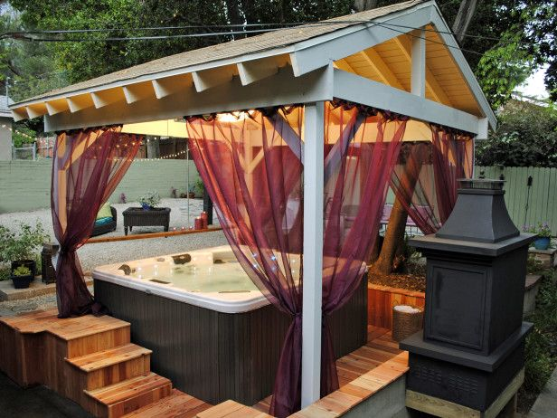 Outdoor Jacuzzi Ideas: Designs, Pros, and Cons [A Complete Guide .