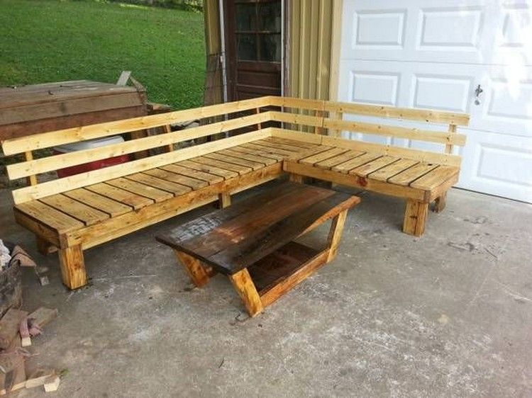 Gallery of attractive outdoor bench ideas. An outside bench can be .