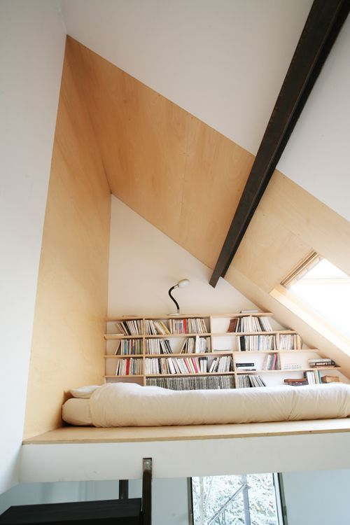 10 Outstanding Home Library Design Ideas - DigsDigs | Home library .