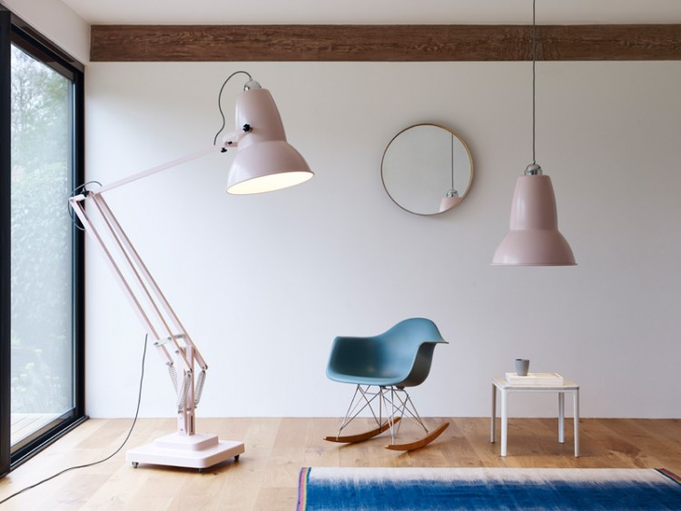 Oversized Anglepoise Lamps To Make A Statement - DigsDi