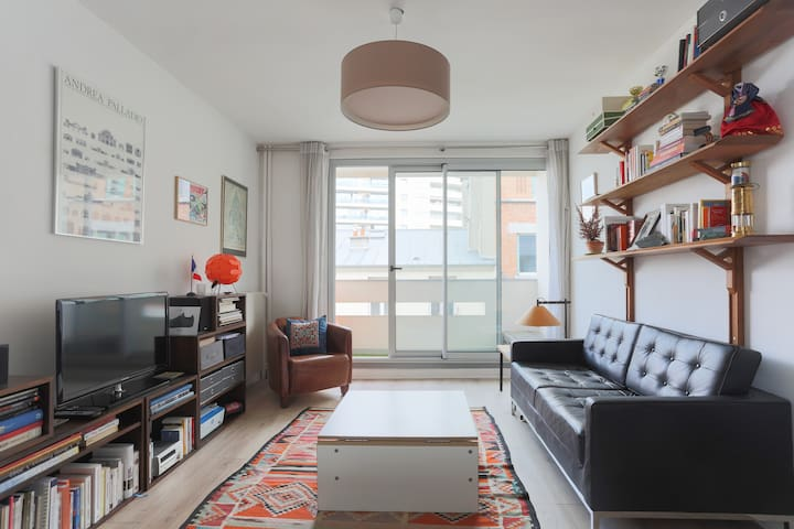 Authentic Paris in comfort and style - Apartments for Rent in .