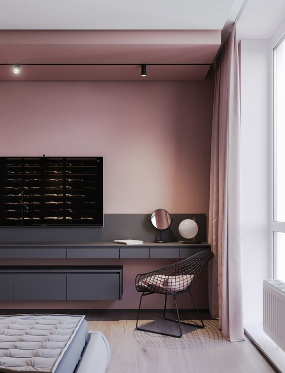 Bertoia Diamond Chair | Vintage interior design, Modern interior .