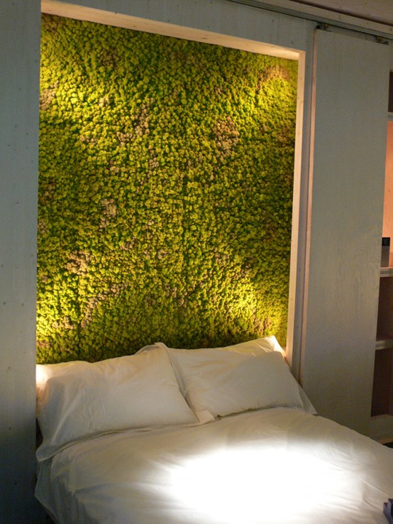 16 Peaceful Indoor Living Wall Designs For Any Home - DigsDi