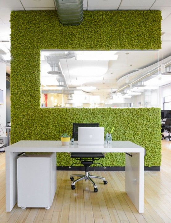 16 Peaceful Indoor Living Wall Designs For Any Home | Giardino .