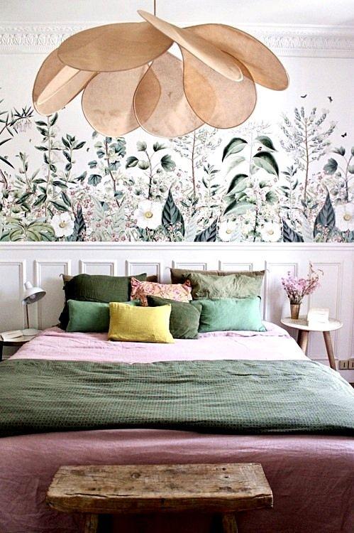 49 Beautiful Flower Inspired Lamps - DigsDi