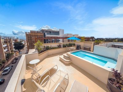 Coco Beach Penthouse With Private Pool and Roof Deck - Shailly 3