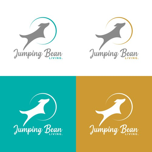 Sophisticated and playful logo design for pet-friendly modern home .